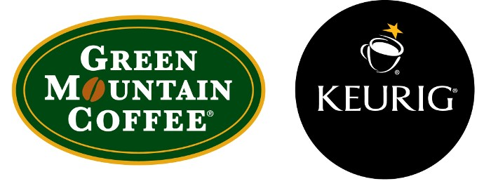 Green Mountain Coffee, Keurig Logo