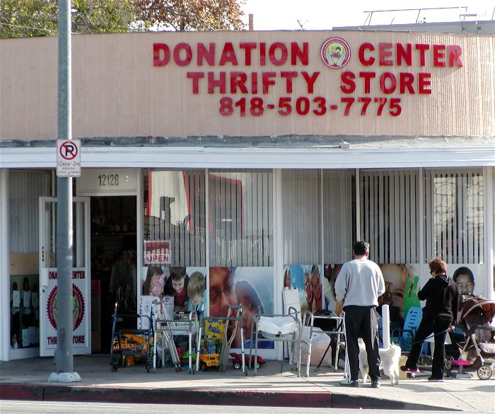 EHHF Donation Center